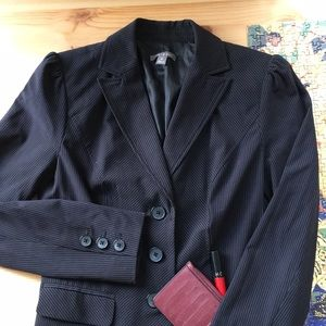 Apt. 9 Petite Pinstripe Blazer